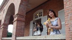 好像是二級古蹟吧(忘了)...台灣第一棟洋樓