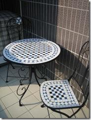 2006.7.22 購入 新增陽台咖啡座